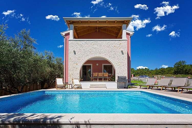 Swimming Pool — Villa Rea — Varvari, Poreč (Villa with pool) (3/41)