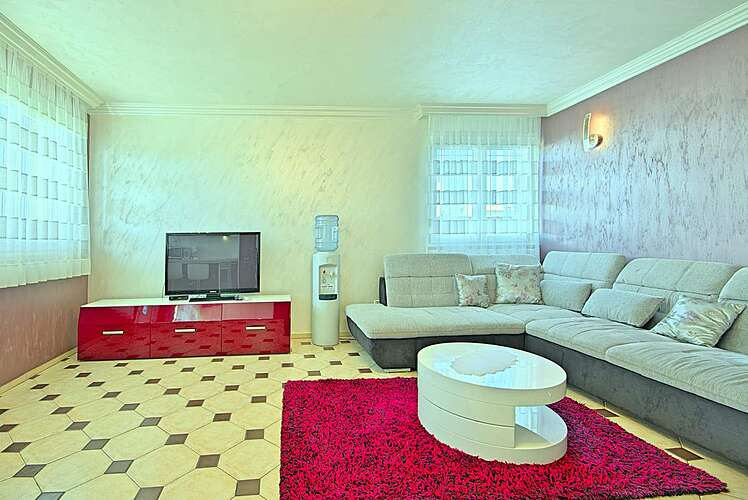 Living Room — Viki — Varvari, Poreč (Apartment) (2/29)