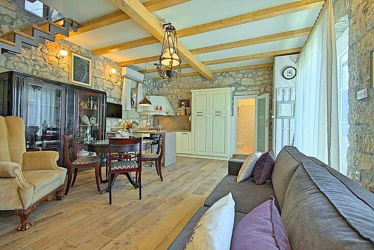 Living Room — Casa Batana — Vrsar, Vrsar, Vrsar-Funtana (Holiday home) (2/41)