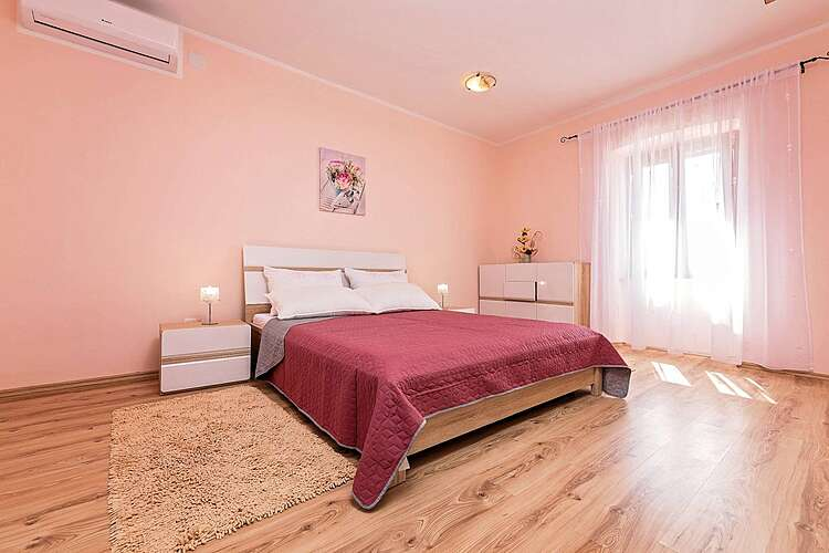 Bedroom — Casa Balarini — Šumber, Sveta Nedelja, Rabac-Labin (Holiday home) (3/34)