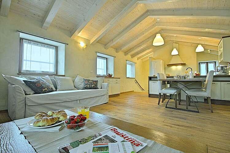 Living Room — Casa Bastiani — Marušići, Buje, Umag-Novigrad (Villa with pool) (2/38)