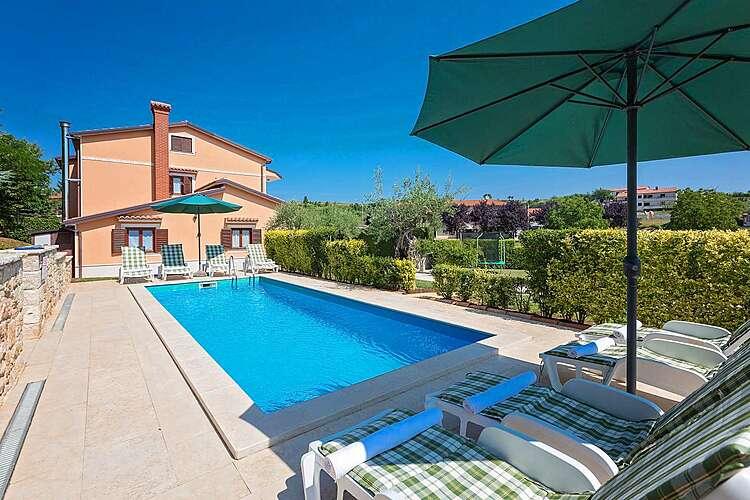 Swimming Pool — House Parenzana — Vižinada, Vižinada (Holiday home) (1/49)