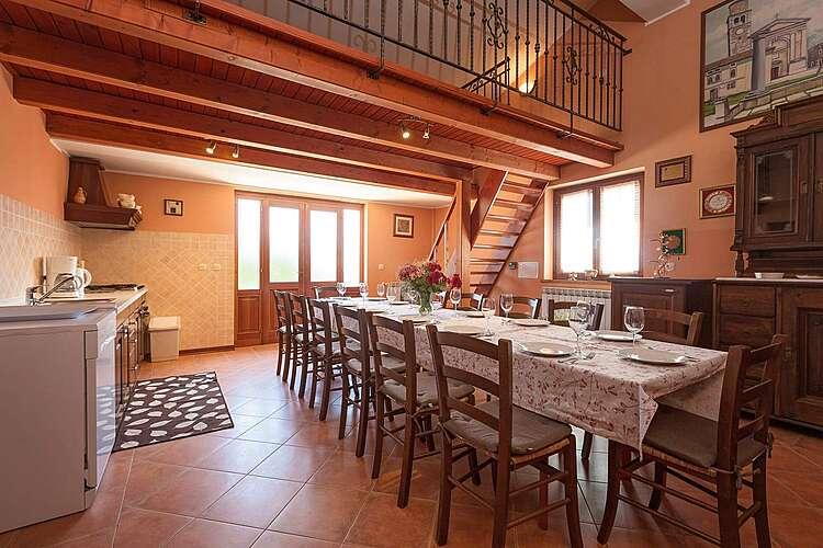 Dining Room — House Parenzana — Vižinada, Vižinada (Holiday home) (2/49)