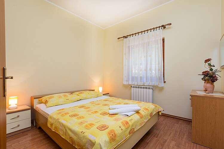 Bedroom — House Parenzana — Vižinada, Vižinada (Holiday home) (3/49)