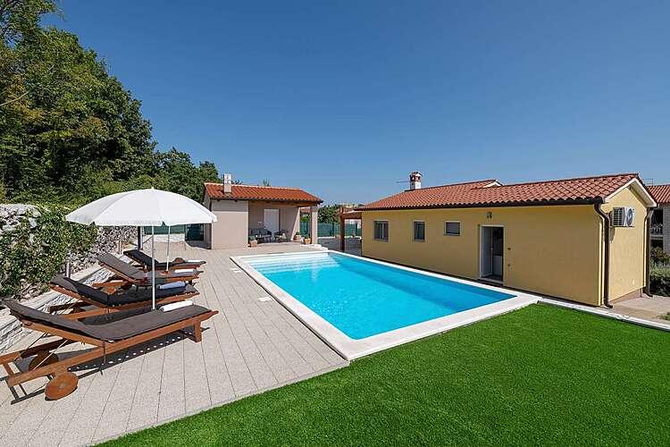 Exterier — Villa Asteria — Labin, Labin, Rabac-Labin (Villa with pool) (1/45)
