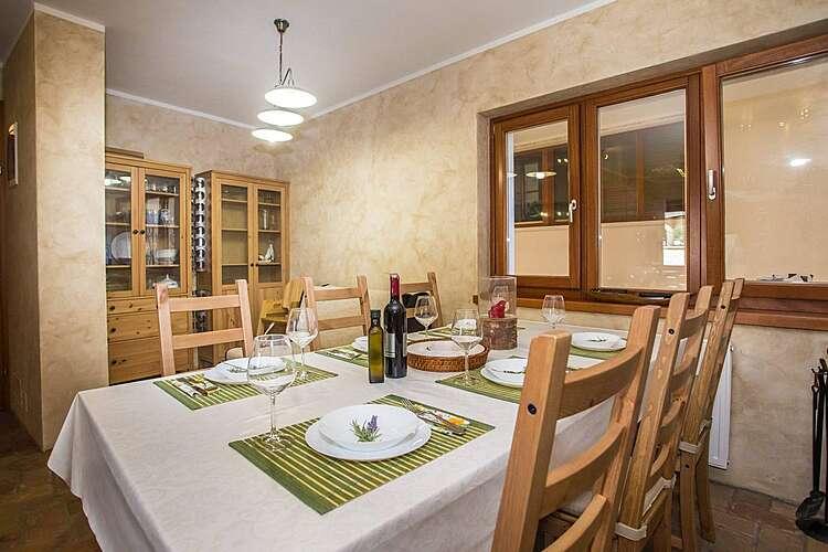 Dining Room — Rafael 2 — Novigrad, Novigrad, Umag-Novigrad (Apartment) (2/25)