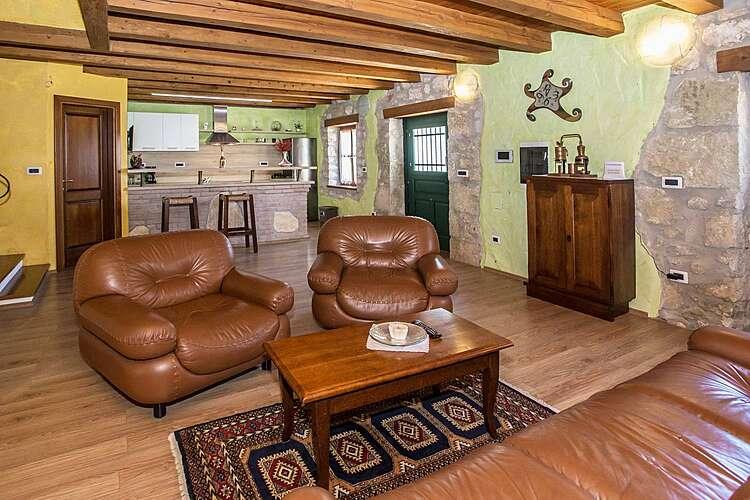 Living Room — Villa Silvana — Flengi, Vrsar, Vrsar-Funtana (Villa with pool) (2/33)
