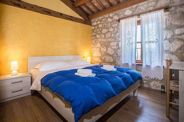 Bedroom — Villa Silvana — Flengi, Vrsar, Vrsar-Funtana (Villa with pool) (3/33)
