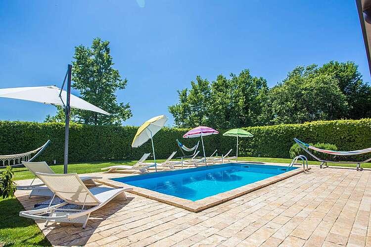 Swimming Pool — Villa Antonio & Antonietta — Antonci, Poreč (Villa with pool) (1/49)
