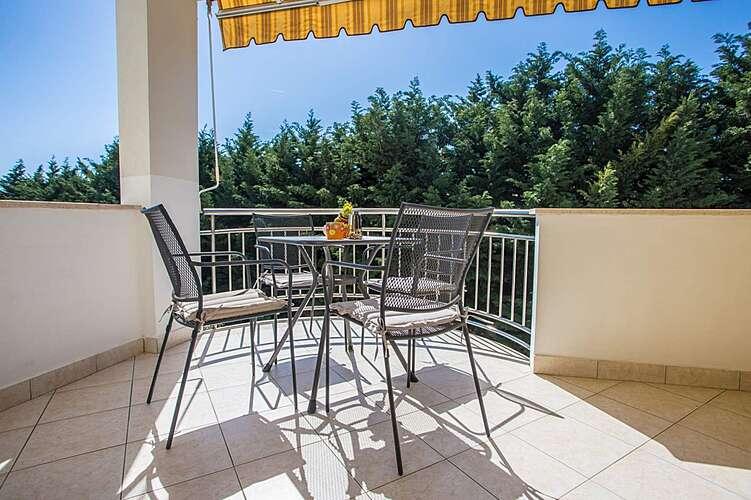 Patio / Balcony — K & K — Poreč, Poreč (Apartment) (2/22)