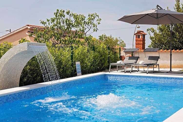 Swimming Pool — Villa Delijamo — Žbandaj, Poreč (Villa with pool) (3/41)