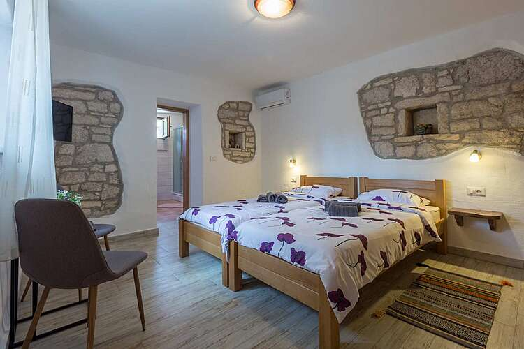 Bedroom — Hiža Bratovici — Baderna, Poreč (Holiday home) (3/44)
