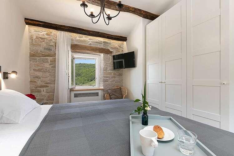 Bedroom — Villa Flego — Kaldir, Motovun (Villa with pool) (3/41)