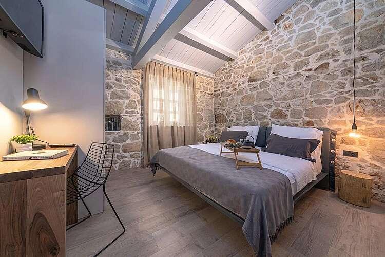 Bedroom — Villa Dvori — Antonci, Poreč (Villa with pool) (3/40)