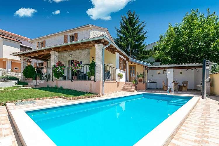 Swimming Pool — Villa Pelizzar — Bralići, Vrsar, Vrsar-Funtana (Holiday home) (1/45)
