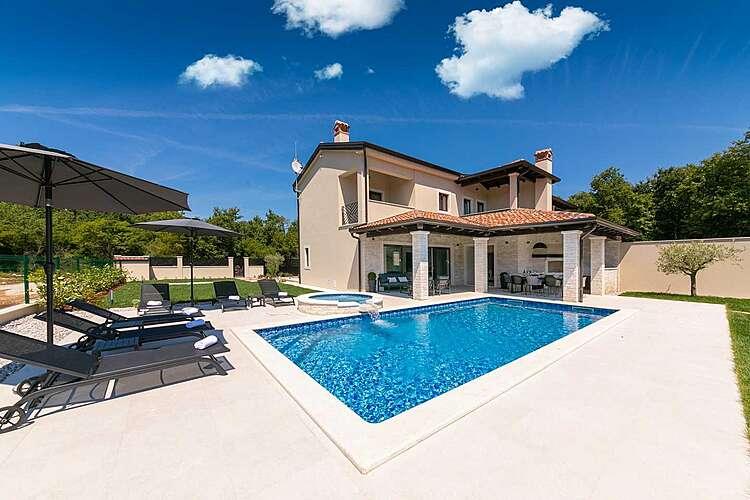 Swimming Pool — Villa GreenBlue — Poreč, Poreč (Villa with pool) (1/53)