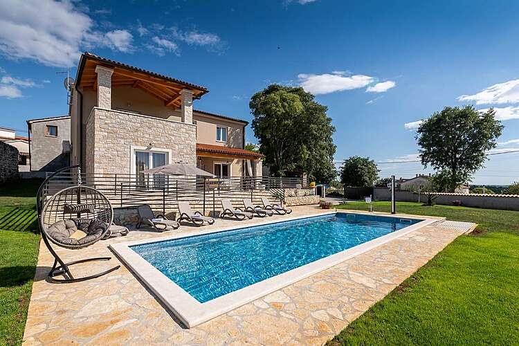Swimming Pool — Villa Bellavista Radmani — Radmani, Poreč (Villa with pool) (1/53)