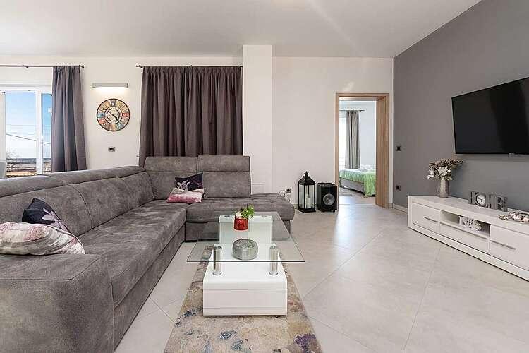 Living Room — Villa Bellavista Radmani — Radmani, Poreč (Villa with pool) (2/53)