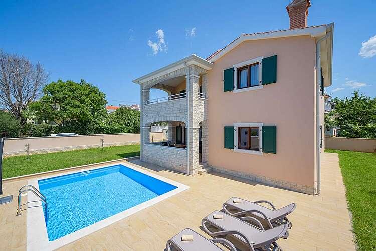 Swimming Pool — Villa Elize — Vabriga, Tar-Vabriga (Villa with pool) (1/32)