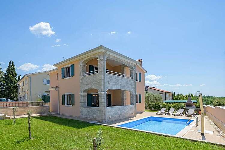Exterier — Villa Elize — Vabriga, Tar-Vabriga (Villa with pool) (2/32)
