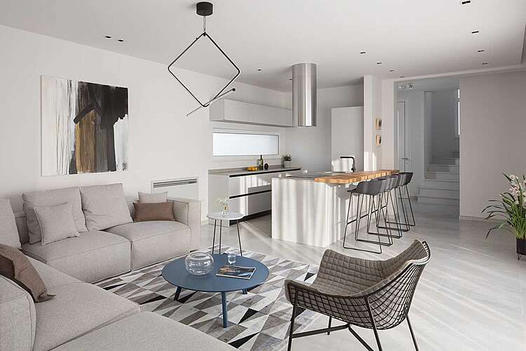 Living Room — Villa Sepera — Funtana, Funtana, Vrsar-Funtana (Villa with pool) (2/15)