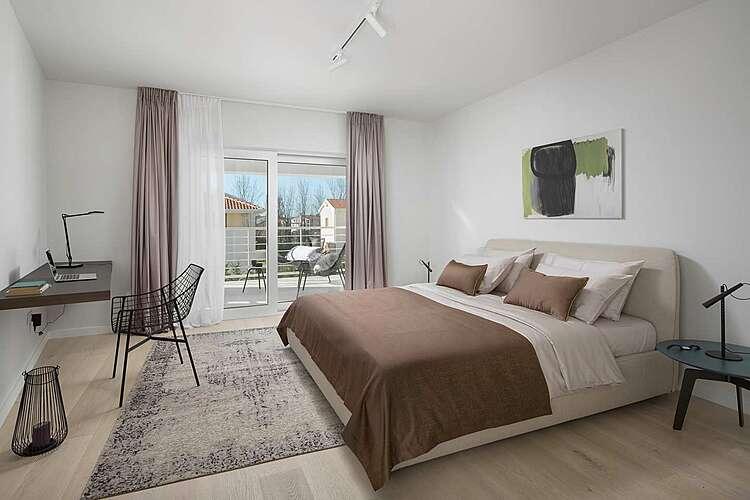 Bedroom — Villa Sepera — Funtana, Funtana, Vrsar-Funtana (Villa with pool) (3/15)