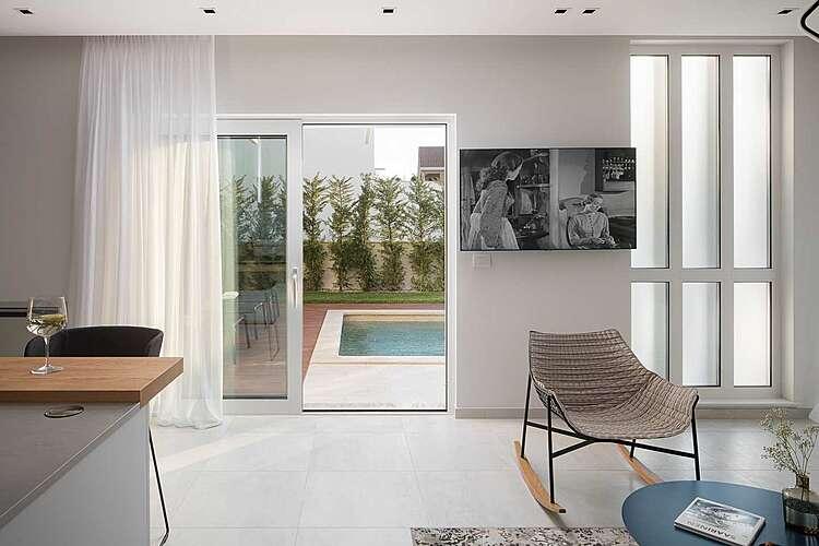 Living Room — Villa Georgiana — Funtana, Funtana, Vrsar-Funtana (Villa with pool) (3/16)