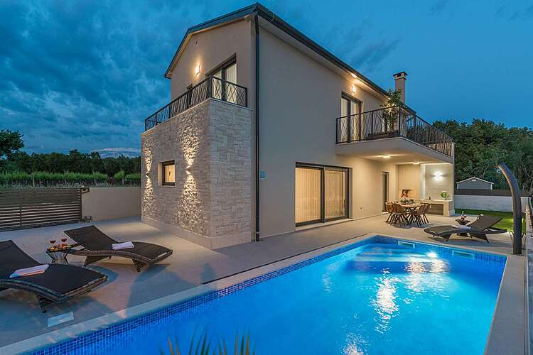 Exterier — Villa Nina — Pavići, Brtonigla, Umag-Novigrad (Villa with pool) (1/48)