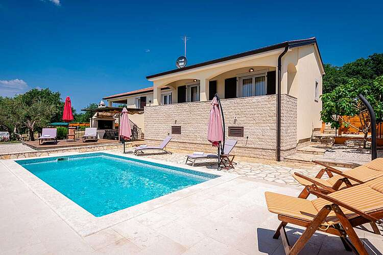 Swimming Pool — Casa Nono Labinzi — Rojci, Kaštelir-Labinci (Holiday home) (1/38)