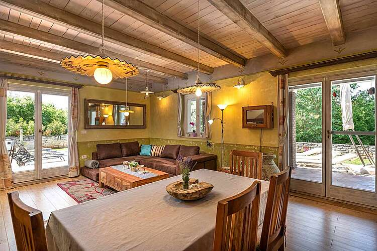 Dining Room — Villa Simone Gradina — Flengi, Vrsar, Vrsar-Funtana (Villa with pool) (2/40)