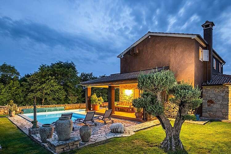 Exterier — Villa Simone Gradina — Flengi, Vrsar, Vrsar-Funtana (Villa with pool) (3/40)