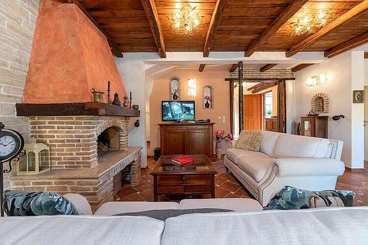 Living Room — Casa Vivo — Kaštelir, Kaštelir-Labinci (Holiday home) (2/49)