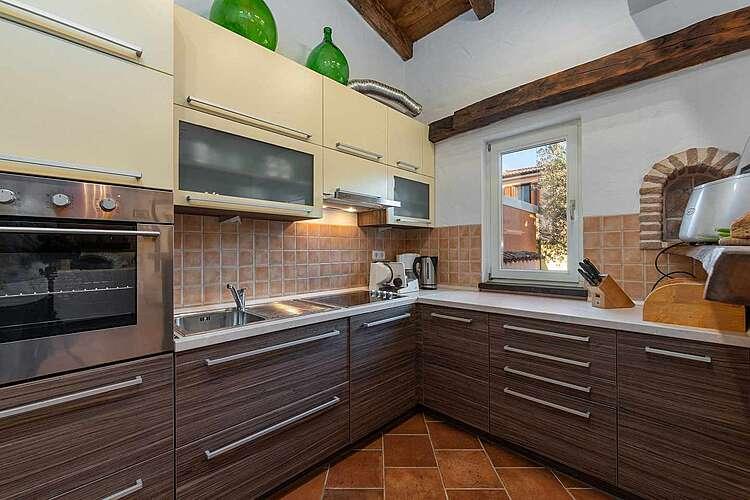 Kitchen — Casa Vivo — Kaštelir, Kaštelir-Labinci (Holiday home) (3/49)