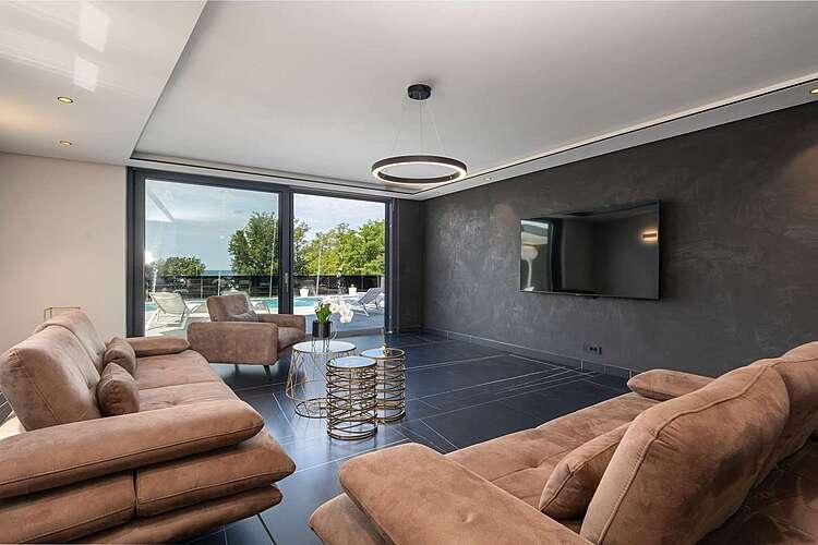 Living Room — Seaview Funtana 1 — Funtana, Funtana, Vrsar-Funtana (Apartment) (3/39)