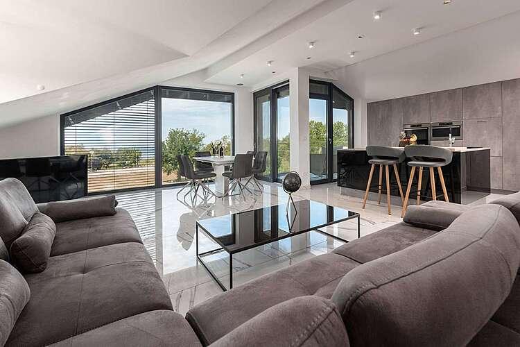 Living Room — Seaview Funtana 2 — Funtana, Funtana, Vrsar-Funtana (Apartment) (3/43)