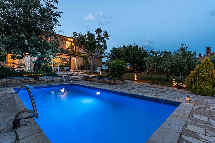 Swimming Pool — Villa Vital — Vižinada, Vižinada (Holiday home) (1/46)