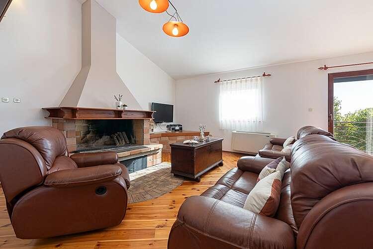 Living Room — Villa Vital — Vižinada, Vižinada (Holiday home) (2/46)