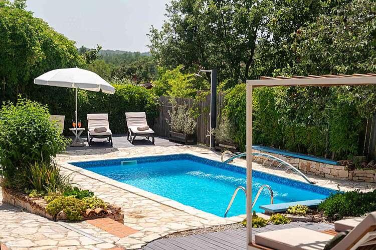 Swimming Pool — Villa Vital — Vižinada, Vižinada (Holiday home) (3/46)