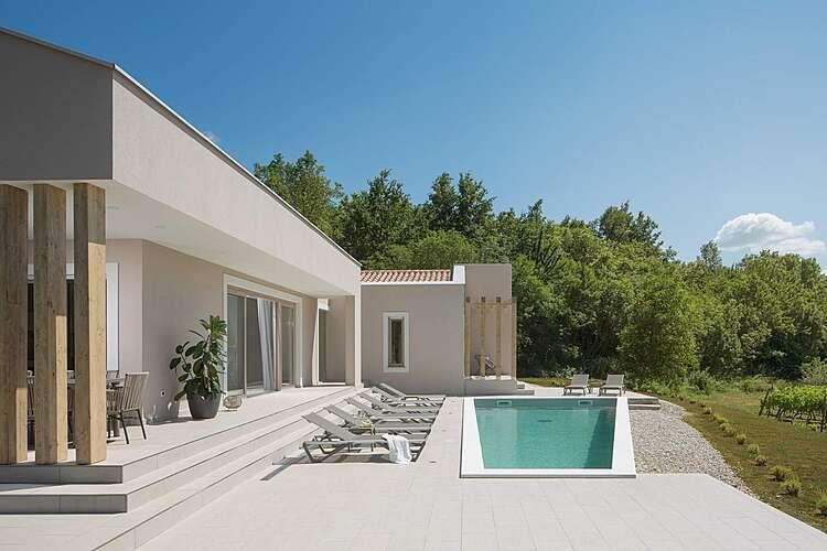 Exterier — Villa D — Paradiž, Labin, Rabac-Labin (Villa with pool) (1/19)
