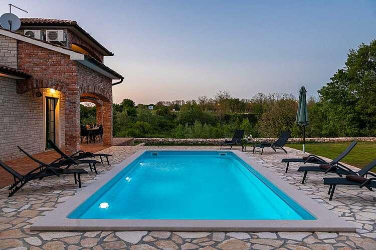 Bazen — Villa Dignano — Vodnjan, Vodnjan (Vila sa bazenom) (3/46)