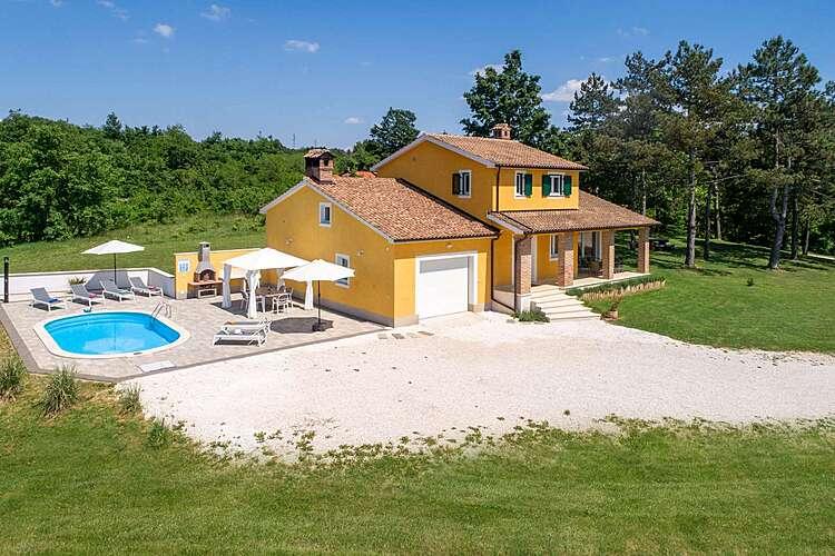 Exterier — Villa Kristina — Kuhari, Pazin (Villa with pool) (1/45)