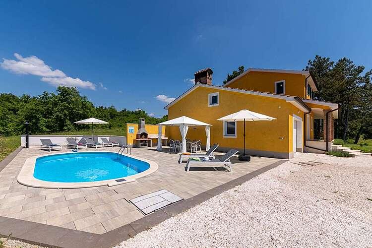 Exterier — Villa Kristina — Kuhari, Pazin (Villa with pool) (3/45)