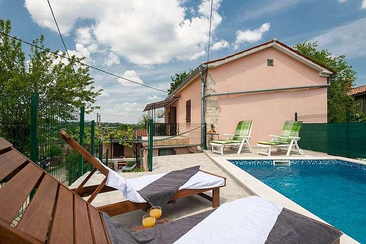 Exterier — House Papinka — Markoci, Labin, Rabac-Labin (Holiday home) (1/25)