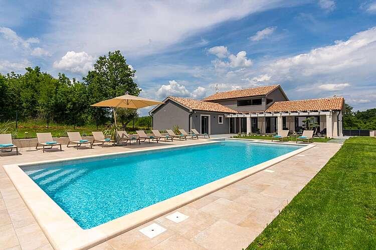 Exterier — Villa Tre Olive — Pavlići, Barban, East Coast of Istria (Villa with pool) (3/48)