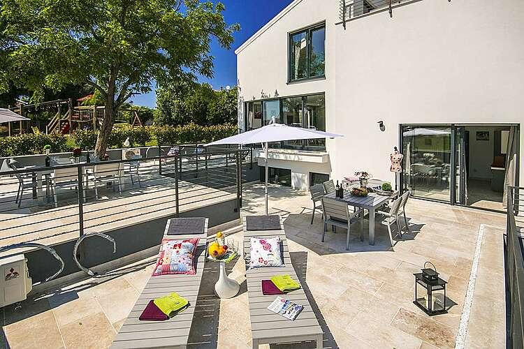Patio / Balcony — App Orsera 1 — Vrsar, Vrsar, Vrsar-Funtana (Apartment) (2/29)