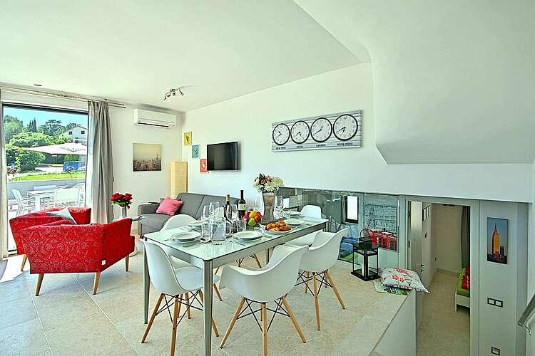 Dining Room — App Orsera 1 — Vrsar, Vrsar, Vrsar-Funtana (Apartment) (3/29)