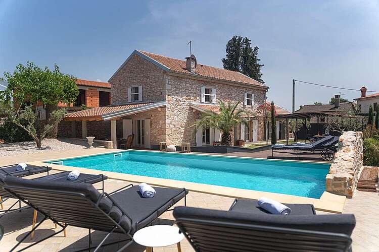 Swimming Pool — San Lorenzo Zakinji — Umag, Umag, Umag-Novigrad (Villa with pool) (1/45)