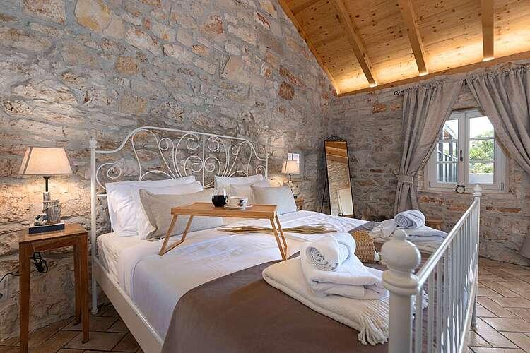 Bedroom — San Lorenzo Zakinji — Umag, Umag, Umag-Novigrad (Villa with pool) (3/45)