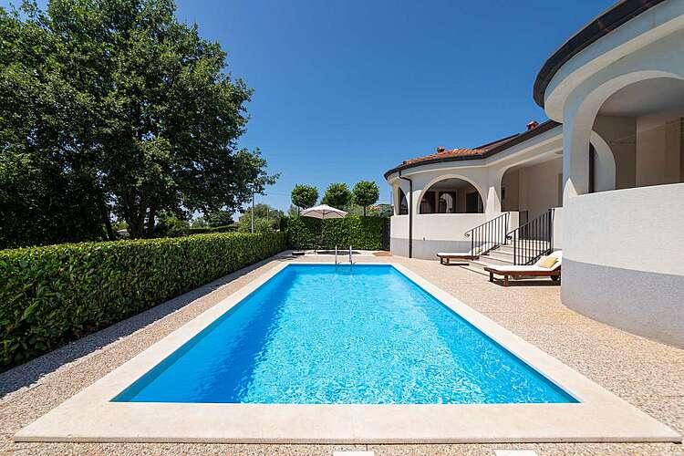 Swimming Pool — House Tolic — Musalež, Poreč (Villa with pool) (1/35)