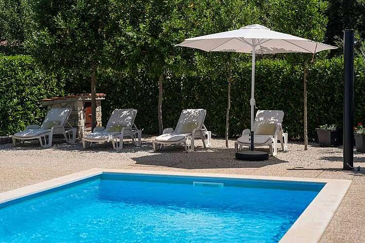 Swimming Pool — House Tolic — Musalež, Poreč (Villa with pool) (3/35)